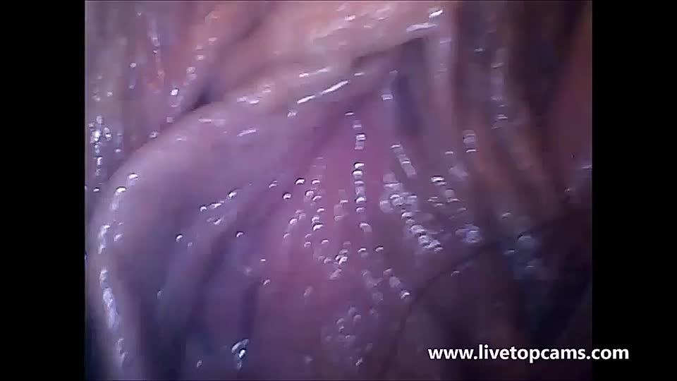 Muschi spritz ab