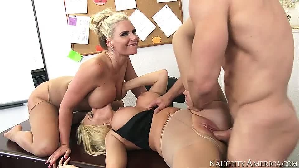 Sommer-Brielle lesbische Pornos
