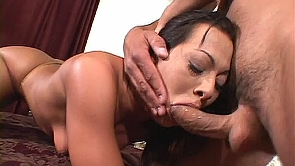 Sandra Romain loves his cock deep in her ass