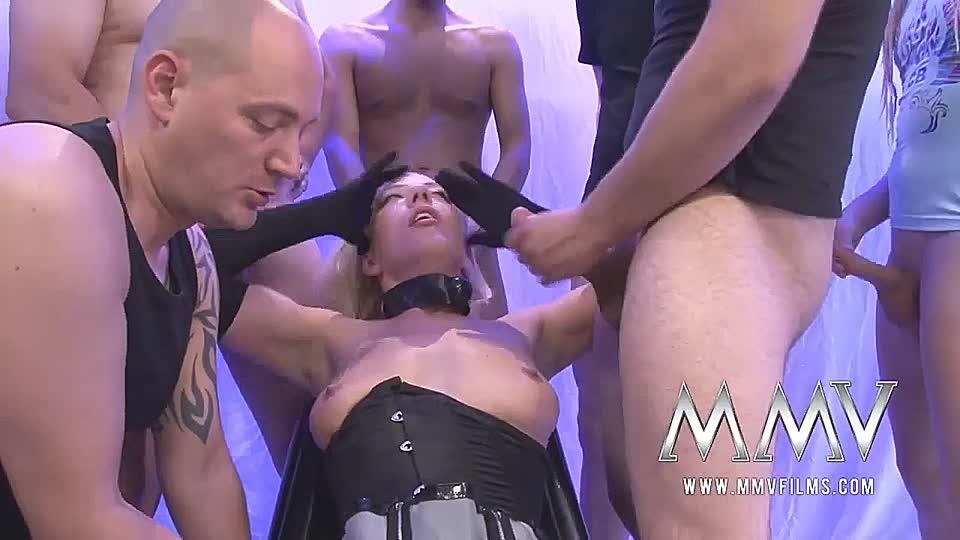 Gangbang Pornoclips