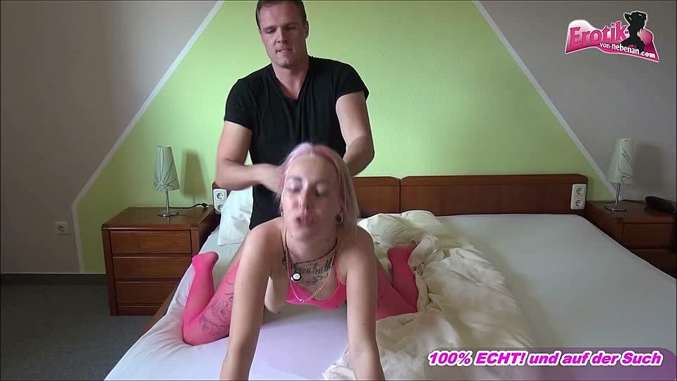 Mama zuschauen, schwarzen Porno gehen